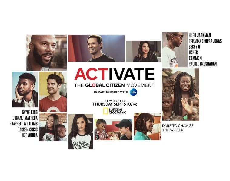 ACTIVATE: Global Citizen movement